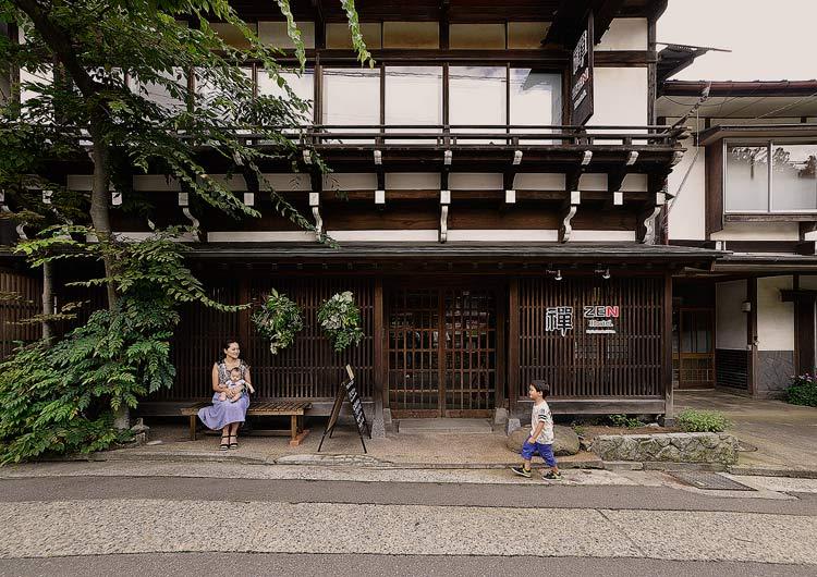 長野県のゲストハウス ZEN hostal