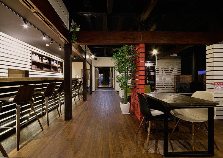 カフェの写真 | 長野県のゲストハウス・ホステル ZEN hostal
