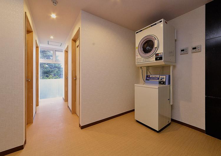 コイン・ランドリーの写真 | 長野県のゲストハウス・ホステル ZEN hostal