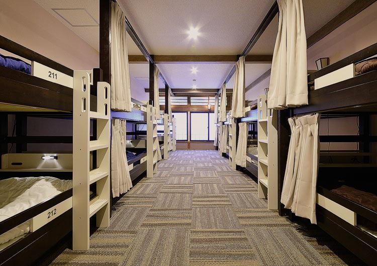 ドミトリーの写真 | 長野県のゲストハウス・ホステル ZEN hostal