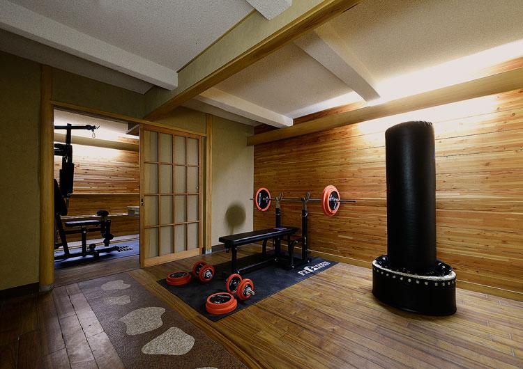 ジムの写真 | 長野県のゲストハウス・ホステル ZEN hostal