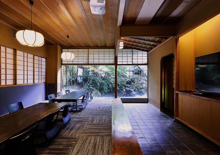ラウンジの写真 | 長野県のゲストハウス・ホステル ZEN hostal