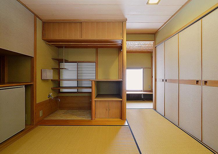 個室の写真 | 長野県のゲストハウス・ホステル ZEN hostal